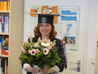 Dr. Yulia Anoshkina